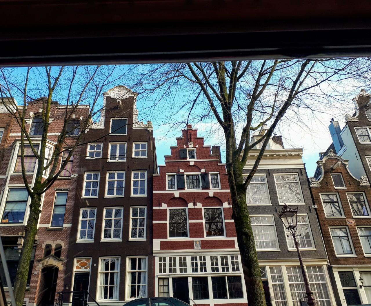 grachtenrondvaart in Amsterdam